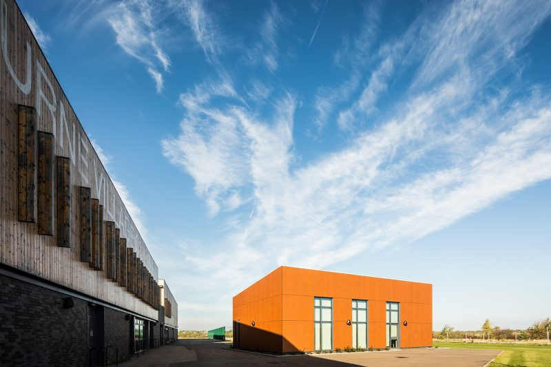 school, commercial photography, cambridgeshire, peterborough, architecture